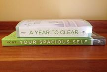 Spacious BOOKS / Books and book messages that move, inspire, and wake us up!