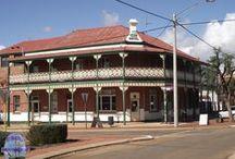 Australian  Hotels & Pubs / by Delerie S