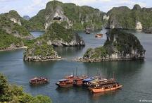 Vietnam / Tous nos voyages au #Vietnam sur www.labalaguere.com/randonnee-et-trek-vietnam.html