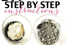 DIY Beauty / DIY Skincare & Make Up