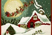 Needlework - Christmas / by Cheryl Timko