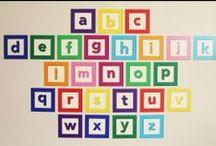 Pre-K Alphabet/Letters