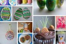 Pre-K Easter