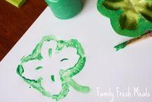 Pre-K St Patricks Day