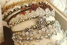 BRIDAL JEWLERY / Rings (Groom & Bride), Necklaces, Bracelets, Cufflinks, etc.