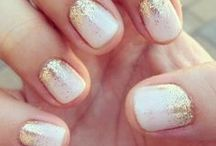 MAKEUP & NAILS / Wedding Day Nails & Makeup for day of & all the parties & events leading up to your wedding day!