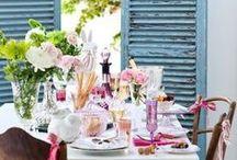 Decor - Around the table