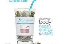 Total Body Cleanse / Cleanse your body for health, vitality, energy and beauty.