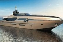 Eurocraft | Eldoris 43m Superyacht / The new superyacht Eurocraft Eldoris 43m designed by Federico Fiorentino