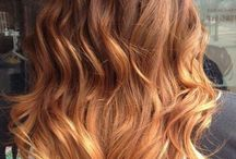 Ombre / Color ideas, products, and tips for maintaining that beautiful ombre!
