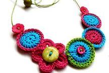 necklace crochet