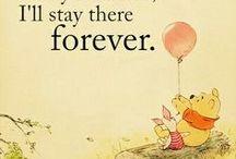 Words - Winnie the Pooh
