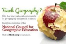 About NCGE... / The National Council for Geographic Education (NCGE) is a non-profit organization, chartered in 1915 to enhance the status and quality of geography teaching and learning. NCGE supports geography teaching at all levels—from Kindergarten through University. Our members include U.S. and International teachers, professors, students, businesses, and others who support geographic education.