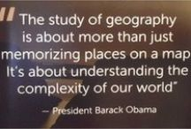 Geography Inspires