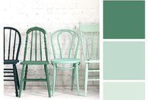 AKD: Color Love / Color Palette Inspiration