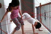 Pre-K Indoor play