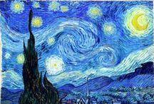 Unforgettable Van Gogh / Człowiek, który widział świat bardziej prawdziwie....  //  a man who saw the world brighter