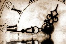Clocks are lying / idea zegara....  //  idea of the clock....