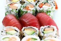 Kitchen aid! / sushi, primi piatti e consigli. sushi,main course and advice. sushi, plato principal y consejos.