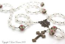 Rosaries, Chaplets, and Religious Jewelry