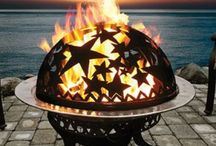 Firepits❤️&fires love them all / Fires are just great! Simple as that...