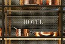 Hotel Decor / Luxurious hotel style decor anyone can steal!