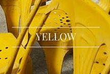 Yellow Decor Ideas