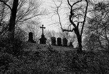 Cemeteries/Graveyards / by M Sue