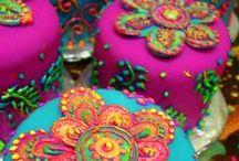 Cupcakes en taarten / Allerlei mooie creaties van cupcakes en taarten etc