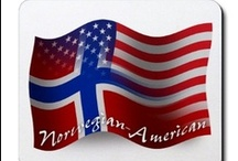 Norway / I am Second Generation Norwegian in the USA. My Grand Father Olaf  Came from Oslo, Norge! I am Norwegian-American ( Norskamerikanere  ) in the USA!