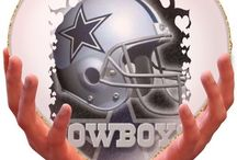 Dallas cowboys / by Misty Stanford