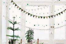 christmas // weihnachten / Decoration, festlich, Adventszeit, DIY, interiors