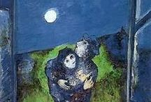 CHAGALL / paintings by Marc Chagall