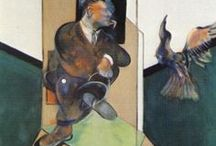 F. BACON / FRANCIS BACON, great (maybe the greatest) painter of the XX Century.