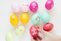 ostern // easter / Eieiei...Ostern wunderschön feiern – Rezepte, DIY, Ideen rund ums frühlingshaft dekorieren, Eier färben und den Osterhasen