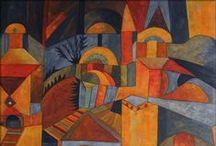 ★ Paul Klee / Artista Plástico Alemán. 「1879―1940」