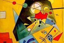 ▲ Vassily Kandinsky / Artista Plástico Ruso. 「1866―1944」