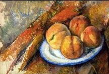 □ Paul Cézanne / Pintor Francés postimpresionista. 「1839―1906」