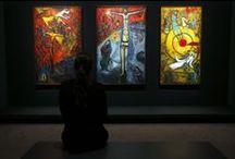 ▲ Marc Chagall / Pintor francés de origen Ruso. 「1887―1985」