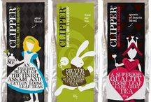 design | packaging: tea