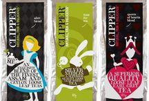 design | packaging: tea