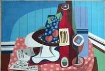 ✔ Emilio Pettoruti / Pintor argentino. 「1892―1971」