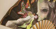 ₪ Wifredo Lam /  Wifredo Óscar de la Concepción Lam y Castilla : pintor cubano. 「1902―1982」
