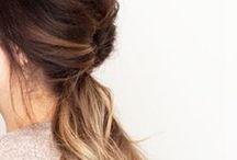 Beauté // Cheveux