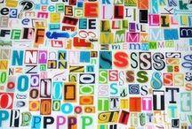 Äidinkieli, kirjaimet
