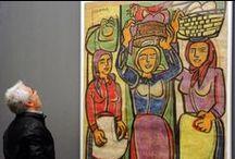 ✔ Luis Seoane / Dibujante, pintor y grabador argentino-español. 「1910 (Buenos Aires) ― 1983 (La Coruña)」