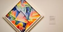 ⓞ Gino Severini / Pintor italiano, uno de los líderes del movimiento futurista. 「1883―1966」