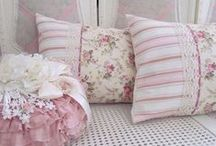 ♥ The Soft Pink Cottage ♥ / by CountryArts & more Heidrun Weber