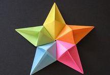 Paperin taittelu, origami
