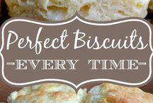 Breads Biscuits Scones Cinnamon Rolls & crackers / Yeast
